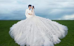 新主题<秋意浓>婚纱照&总监团队一对一定制拍摄