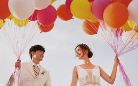 告白气球——俏皮、浪漫、幸福