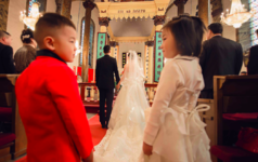 kellywangstudio——教堂婚礼梦