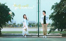 郑州婚纱摄影【郑州蔚蓝海岸婚纱摄影】校园小清新