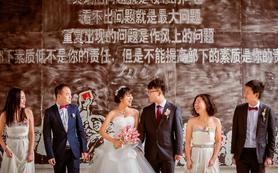 总监双机婚礼摄影
