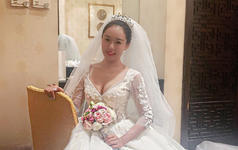 【一鹿·婚礼馆】新娘当天跟妆客片