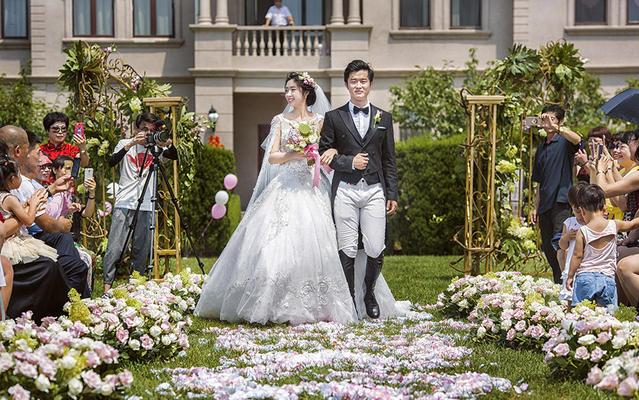 德东婚礼作品:值得珍藏一生的婚礼影像