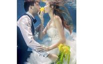 韩国迪娅:唯美水下摄影
