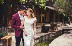 【奢邦婚纱摄影】Lijiang 小镇