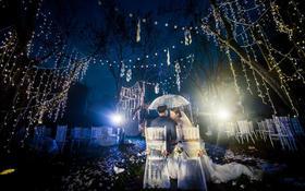 他和她.............在雨中的婚礼