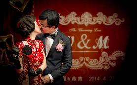 单机民国风婚礼展示