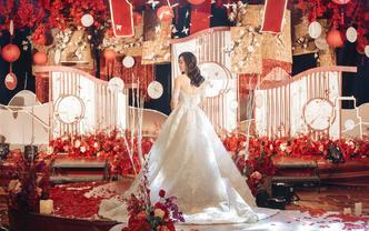首席摄影师婚礼摄影(双机位)