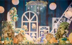 【小稻婚礼】—淡蓝色的爱 主题婚礼