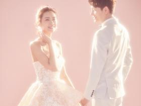【进部摄影】唯美韩式内景婚纱照
