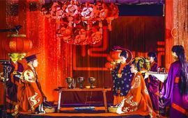 长乐未央—二灵山周制婚礼赏析