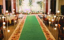 德堡一站式 | 微光森林主题婚礼布置