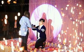 【吆柒婚礼跟拍】求婚 Mr.WANG