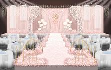 【雅媛婚礼策划】年度最创意粉色婚礼仅需16000