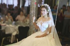 跟妆客片︱婚礼最新妆面造型