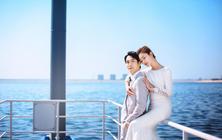 【私人订制】梦幻水上婚礼,与海同行。