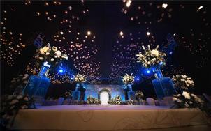 简约森系婚礼/现场布置/双机位全程跟拍