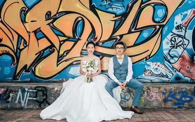 【GLADYS】客片分享 带上婚纱去拍照