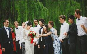 婚礼预告 ▏Ree ﹠David 那天,美好如你