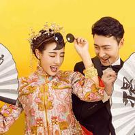 好评如潮丶传承中国文化婚纱照【中国风腔调】