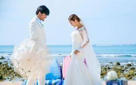 三亚婚纱摄影【那片海】海景婚纱照
