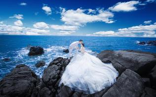 【三亚旅拍】佛山+三亚旅拍双城海景沙滩婚纱照