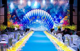 海洋之星——海绵宝宝&派大星的婚礼