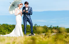 巴黎有约婚纱摄影【分界洲岛】