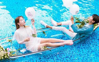 【夏日泳池】立减2000💷+5888婚嫁礼包