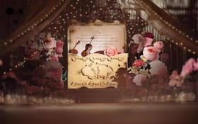 Special  wedding《童话花园》