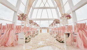 【巴厘岛婚礼】七天使教堂 海外婚礼 一价全包