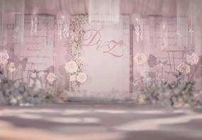 【禧家婚礼】粉色《爱丽丝梦境》