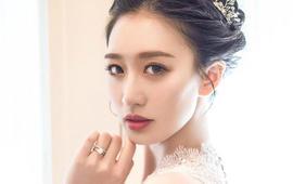 【TOP时尚新娘】星级婚礼跟妆 奢华婚纱