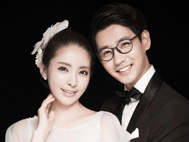 韩式婚纱照 i-D摄影正价套系5999