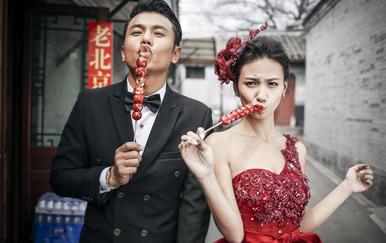 『印象·北京』进店就送品牌净水器+中式秀禾使用权