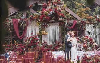 【品客摄摄影像】总监双机档婚礼拍摄