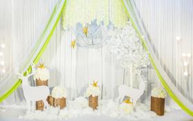 一森婚礼——《纯净精灵》
