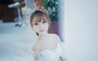 【漾】婚礼跟妆 礼服定制  跟妆+婚纱+秀禾+礼