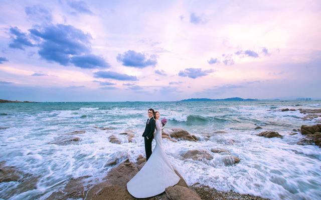 帆映像婚纱摄影【真实客照】展示--郑湘湛夫妇