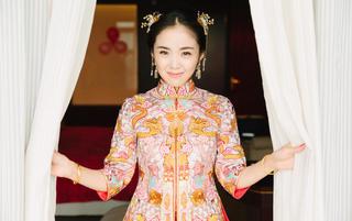 冯子玲新娘造型机构