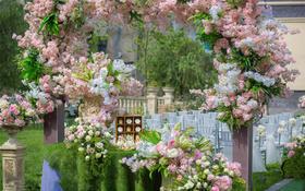 时光印迹—户外花园婚礼《Love Garden》