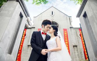 武汉婚礼摄像跟拍录像求婚视频婚礼微电影