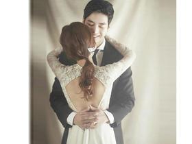 全新《纯爱》韩式系列婚纱照