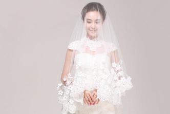 完美婚纱礼服润妆