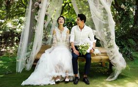 【婚博会】森系❤街拍❤爱情之旅+全新婚纱