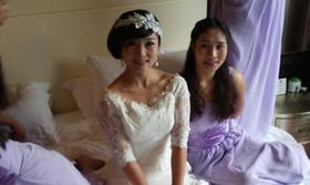 F&T时尚新娘造型机构婚礼现场