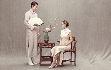 榕树下婚纱摄影 - 客照分享