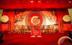 国宏宾馆 新中式剪影创意婚礼