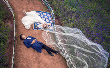 玛奇朵婚纱摄影『薰衣草影城』