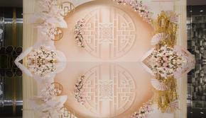 |薇汀斯婚礼|新中式婚礼#一生相手#